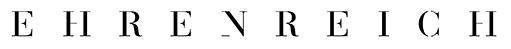 Ehrenreich GmbH Logo